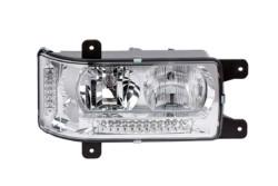 Блок-фара со светодиодами KAMAZ 65115