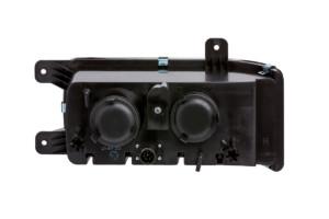 Блок-фара со светодиодами KAMAZ 65115 зад
