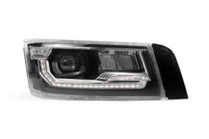 Блок-фара со светодиодами KAMAZ 54901