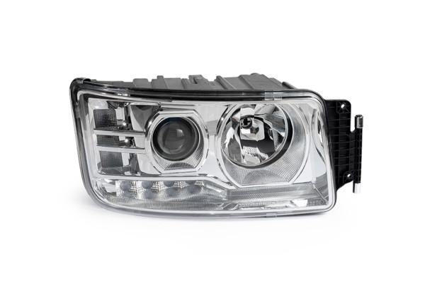 Блок-фара со светодиодами KAMAZ 5490 правая